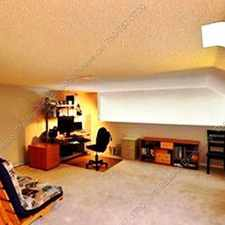 Rental info for *** BEAUTIFUL 1 BDRM + LOFT WITH RIVER VALLEY VIEW IN GARNEAU *** in the Downtown area