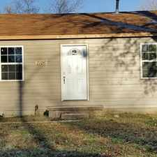 Rental info for Remodeled to perfection in the Tulsa area