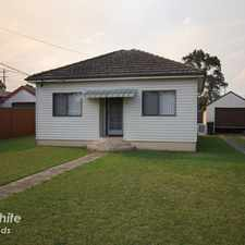 Rental info for COSY 2 BEDROOM HOME !