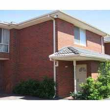 Rental info for Location & comfort all in one package! in the Noble Park North area