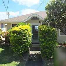 Rental info for Very cute, clean and bright 3BR/2BA up Wilhelmina.