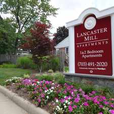 Rental info for LANCASTER MILL APARTMENTS in the Marumsco area