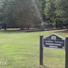 Rental info for Laurens Terrace
