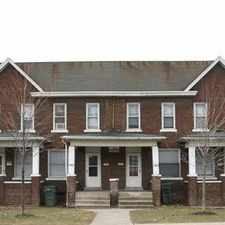 Rental info for 1701 Summit St in the Columbus area