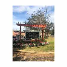 Rental info for Colonial Estates