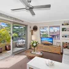 Rental info for Top Floor Apartment , footsteps to the beach in the Mona Vale area