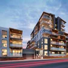 Rental info for One bedroom apartment WITH PARKING in the stunning HUB complex. in the Melbourne area