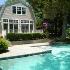 Rental info for Rental House 13A Westmoreland Drive Shelter Island