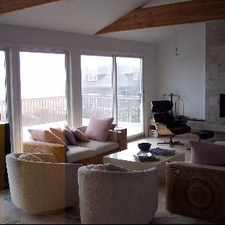 Rental info for Rental House 67 Dune Road Bridgehampton