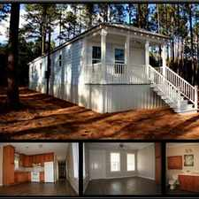 Rental info for NPSD 3 bed, 1 bath, 1 acre lot-secluded (McComb)