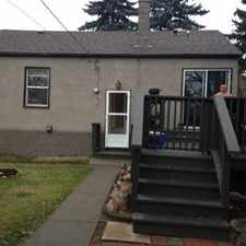 Rental info for Edmonton House for rent in the Allendale area