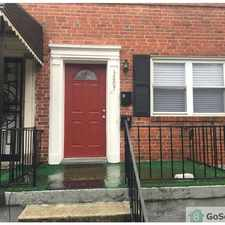 Rental info for 3807 Stokes Drive #1 in the Leakin Park area