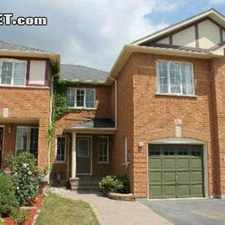 Rental info for 1800 0 bedroom House in Toronto Area Oakville