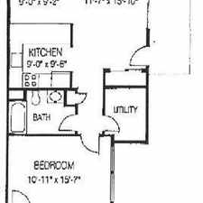 Rental info for 2 bedrooms Apartment - Our property is conveniently located near freeways. Pet OK!