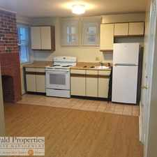 Rental info for 1754 S St NW in the Dupont Circle area