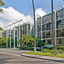 Rental info for 4999 Kahala Avenue #143