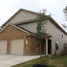 Rental info for 21723 North Werrington Way #B in the Spring area
