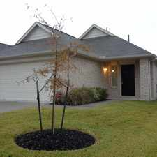 Rental info for 19518 Dry Canyon Court in the Houston area