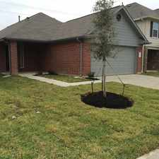 Rental info for 5639 Amelia Plantation Drive in the Houston area