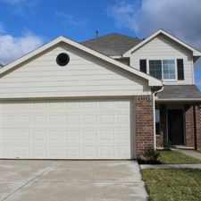 Rental info for 5718 Latta Plantation Drive in the Houston area