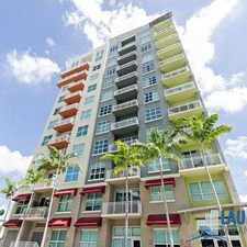 Rental info for 313 Northeast 2nd Street in the Fort Lauderdale area