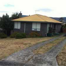 Rental info for Great Three Bedroom Family Home
