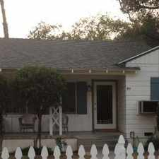 Rental info for Charming home located at orth, CA.