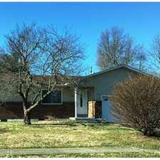 Rental info for REMODELED HOME in the Radcliff area