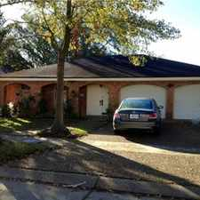 Rental info for 4 BEDROOM 2 BATH SINGLE FAMILY HOME IN GREAT AREA in the 70065 area
