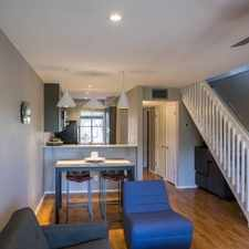 Rental info for $2800 2 bedroom Townhouse in Central Austin Travis Heights in the South River City area