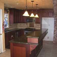 Rental info for Large Two Story Home