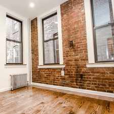 Rental info for 2nd Ave & St Marks Place