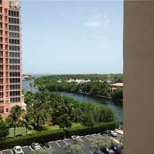 Rental info for 90 Edgewater Drive #822