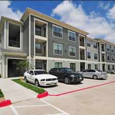 Rental info for Johanna Court Apartments in the Houston area