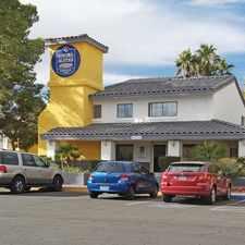 Rental info for Siegel Suites MLK in the Las Vegas area