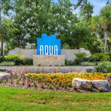 Rental info for Aqua Deerwood Apartments by Cortland in the Jacksonville area