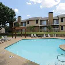 Rental info for N Collins St & NE Green Oaks Blvd in the Fort Worth area