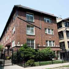 Rental info for 5528 S. Cornell Avenue