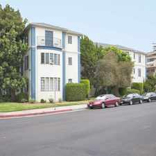 Rental info for 756 S. Ridgeley in the Los Angeles area