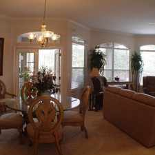 Rental info for 2536sf, 4BR/3BA home in much desired N Hampton subdivision.