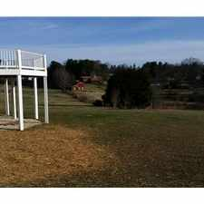 Rental info for One Bedroom Country Living Apt (Ellicott City)