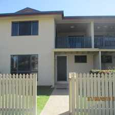 Rental info for Large Townshouse in a great location in the Townsville area