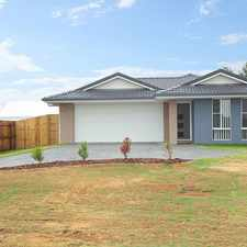 Rental info for LOOK NO FURTHER - BEAUTIFUL 4 BEDROOM HOME! in the Boronia Heights area