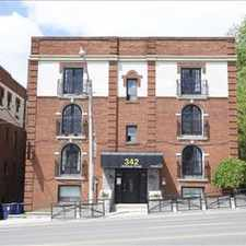 Rental info for Avenue Rd. andamp; Dupont St.: 342 Avenue Road, 2BR in the Yonge-St.Clair area