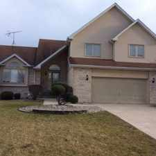 Rental info for 3813 Edgewater Drive