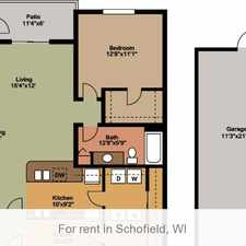 Rental info for 3 bedrooms Townhouse - the many floor plans Newer. Dog OK!