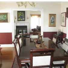 Rental info for Beautifully maintained Tudor in a perfect rental location. Parking Available!