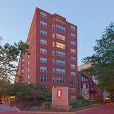 Rental info for Latrobe Apartments in the Dupont Circle area