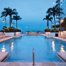 Rental info for Yacht Club at Brickell Apartments