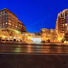 Rental info for Calhoun Beach Club Apartments in the Minneapolis area